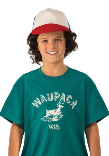Stranger Things Dustin Waupaca Hat