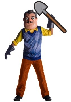 Child Deluxe Hello Neighbor Costume