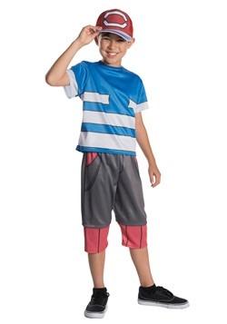 Child Pokemon Ash Costume
