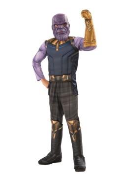 Child's Marvel Infinity War Deluxe Thanos Costume