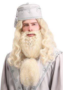 Headmaster Wizard Adult Wig and Beard