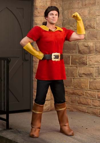 Disney Beauty and the Beast Gaston Mens Costume