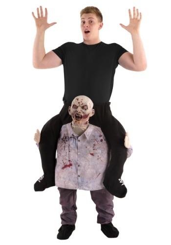 Adult Zombie Piggyback Costume