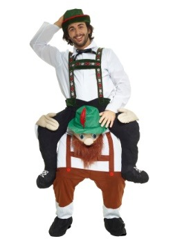 Adult Bavarian Piggyback Costume