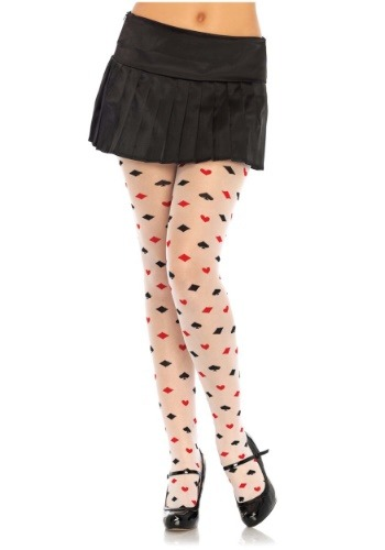 Women's Queen of Hearts Tights