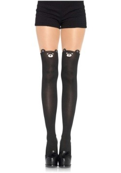 Women's Cute Bear Tights