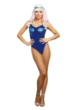 Women's Mermaid Bodysuit