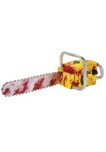 Animated Bloody Chainsaw