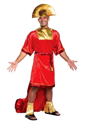 Disney Emperor's New Groove Kuzco Men's Costume