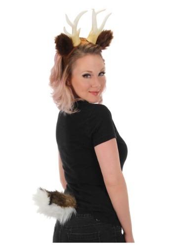 Deluxe Deer Tail