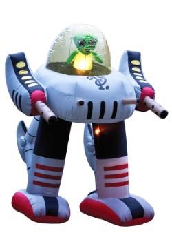 Inflatable Alien Robot Decoration