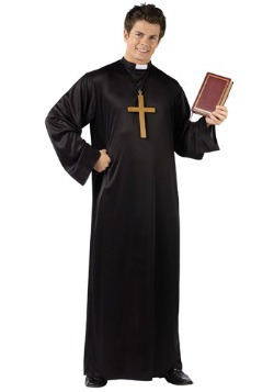 Adult Priest Costume