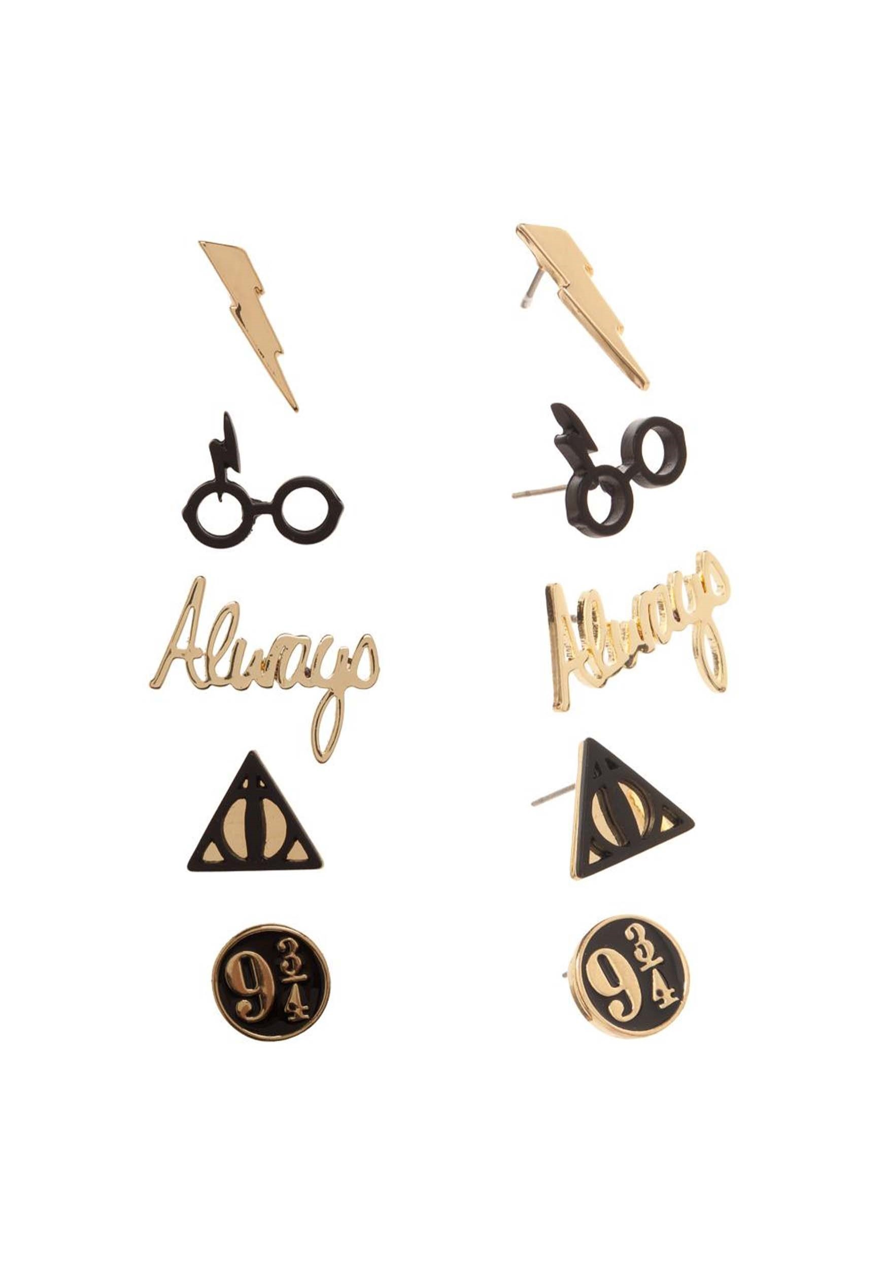 Harry_Potter_5-pk_Earring_Set