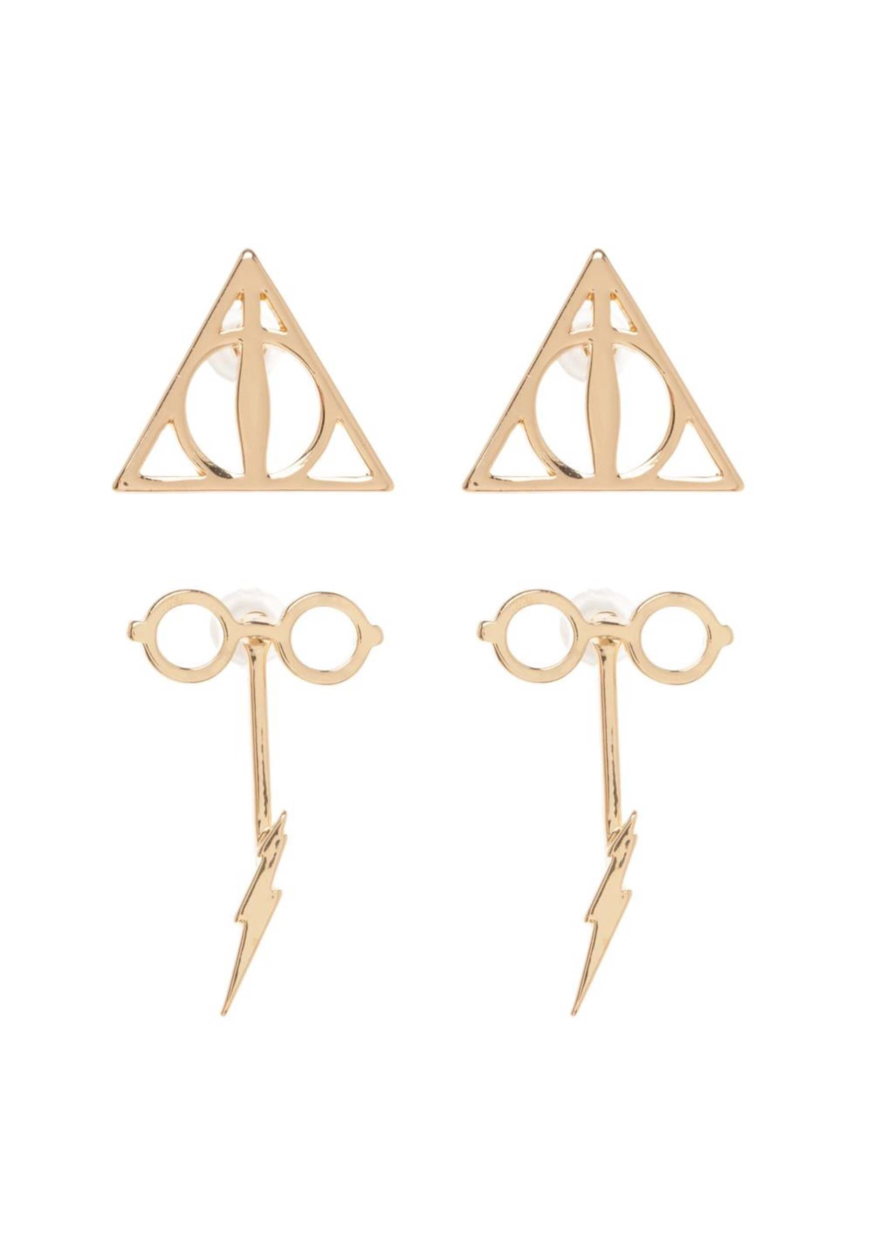 Harry_Potter_Double_Drop_Earring_Set
