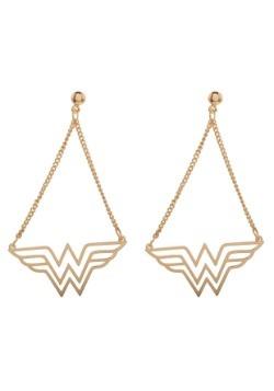 DC Comics Wonder Woman Dangle Earrings