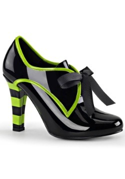Women's Green Witch Shoes