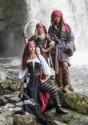 Realistic Caribbean Pirate Costume