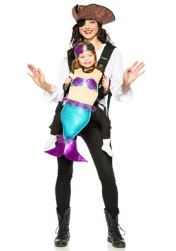 Adult Pirate and Mermaid Costume