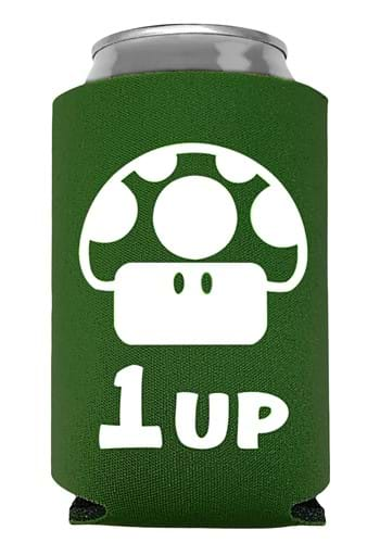 1 Up Mario Can Cooler