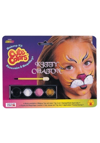 Cheetah / Leopard Makeup Kit