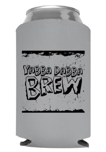 Yabba Dabba Brew Can Cooler