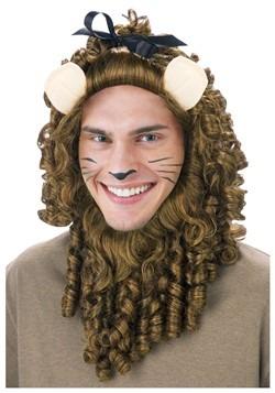 Deluxe Cowardly Lion Wig