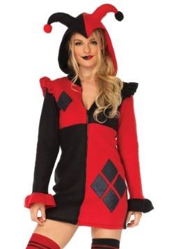Women's Cozy Harlequin Costume