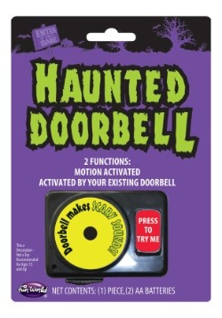 Haunted Door Bell