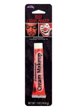 Red Professional Cream Makeup