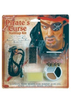 Pirate's Curse Makeup Kit1