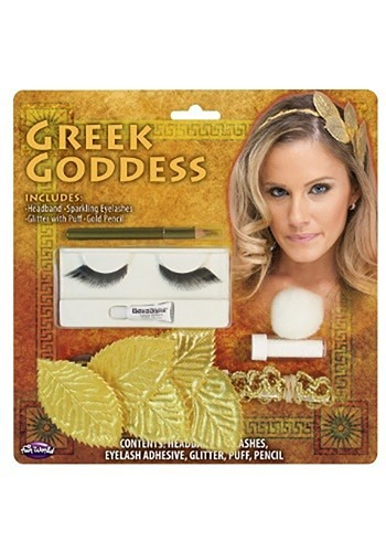 Greek Goddess Makeup Kit