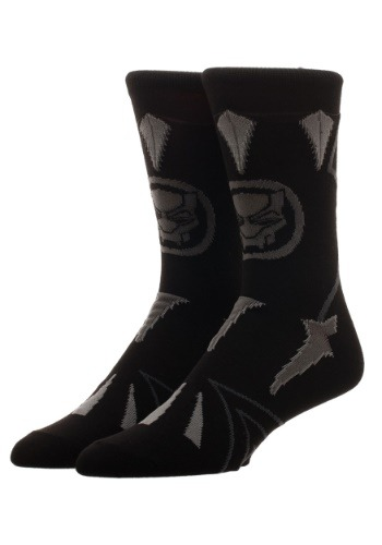 Black Panther Suit Up Crew Sock