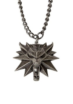 The Witcher Wild Hunt Medallion
