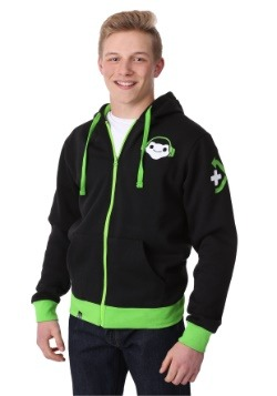 Overwatch Lucio Ultimate Hoodie1