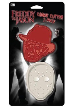 Freddy vs Jason Cookie Cutter 2-Pack