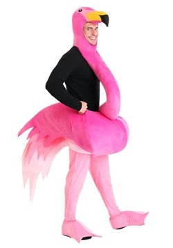 Adult Graceful Flamingo Costume