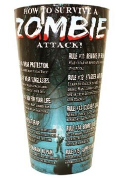 Zombie Attack Party Cup