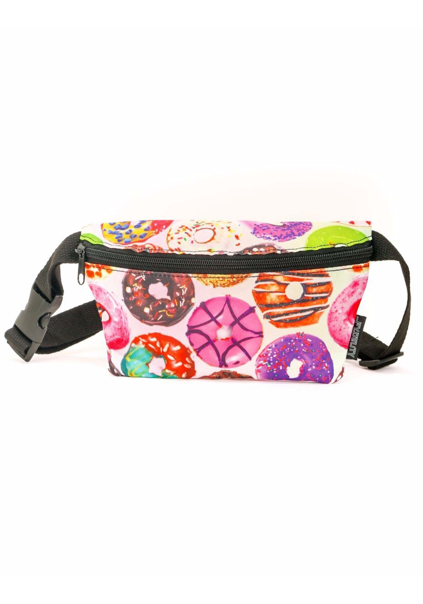 Donuts Print Bum Bag from Fydelity