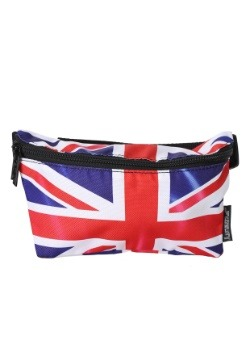 UK Flag Fydelity Fanny Pack