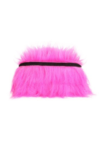 Shaggy Neon Pink Fydelity Fanny Pack