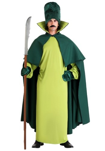 Emerald City Guard Costume