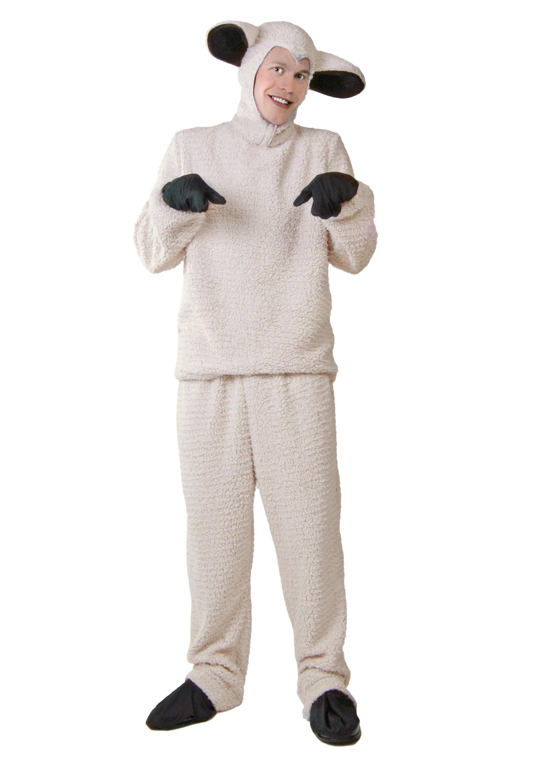 Little bo peep costumes plus size sheep costume solutioingenieria Image collections