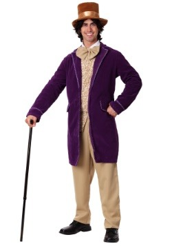 Deluxe Willy Wonka Costume-update1