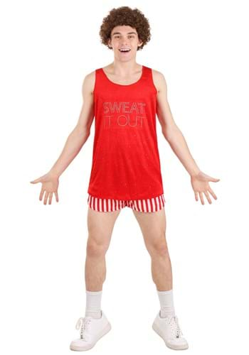 Adult Richard Simmons Costume