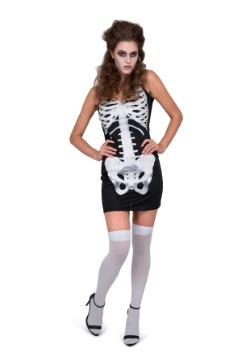 Women's Skeleton Dress