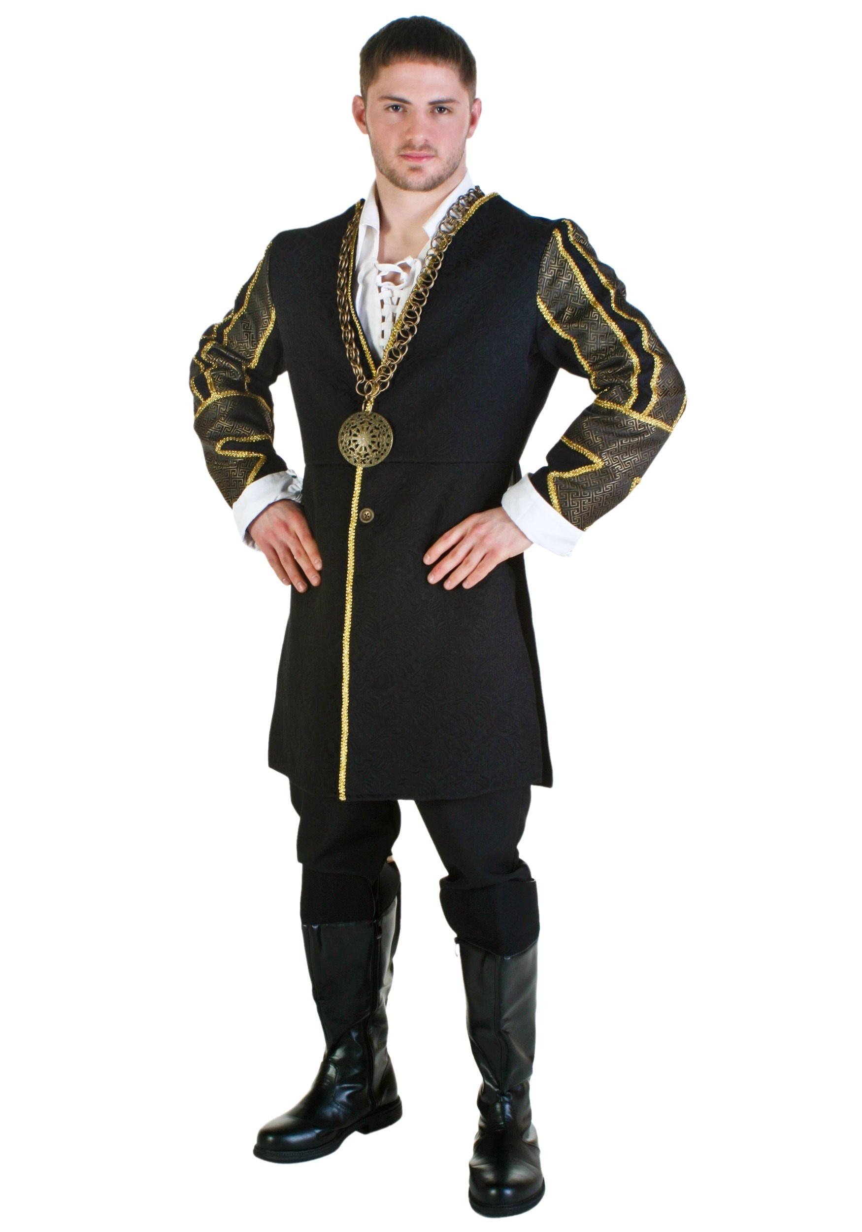 9efe4be054d King and Queen Costumes - Royal King Halloween Costume