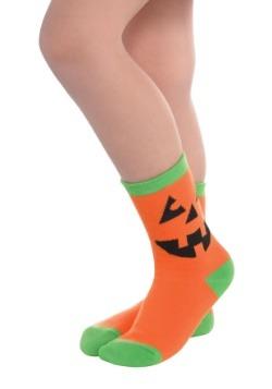 Pumpkin Crew Socks