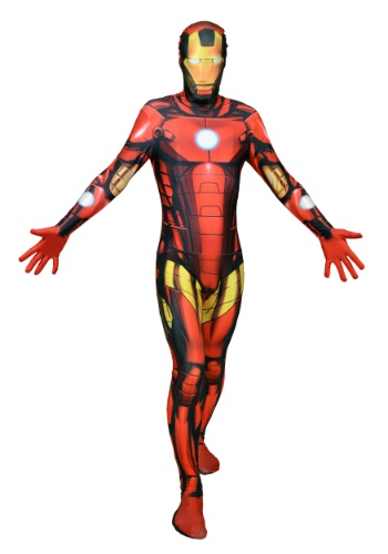 Deluxe Iron Man Morphsuit