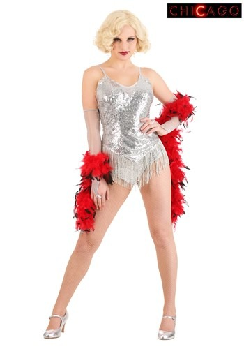 Women's Roxie Hart Chicago Costume