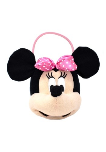 Minnie Mouse Plush Trick or Treat Bucket